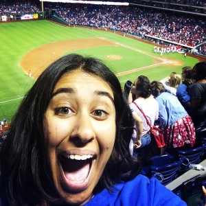 Student Activities trip to the Phillies game September 2014.